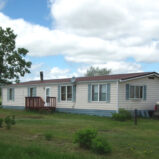 Rural Broadus House and Acreage