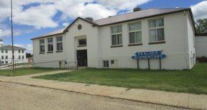 Former Ekalaka Elementary School Bldg