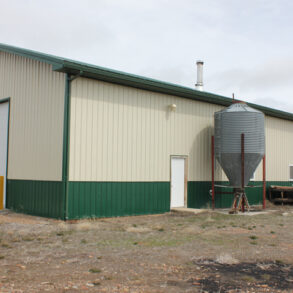 Crane Acres Acreage and Shop Building
