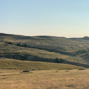 Second Creek Ranch, Broadus, MT